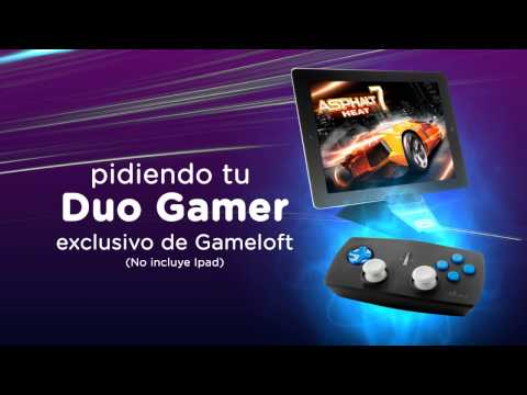 MEX Torneo Asphalt 7: Heat y Duo Gamer