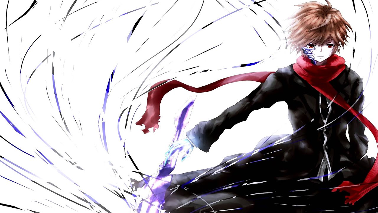 Supermix Guilty Crown Attack