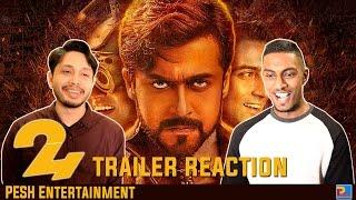 24 Trailer Reaction & Review | Suriya | PESH Entertainment