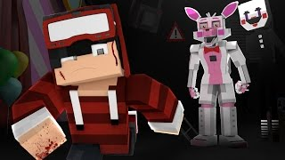 Minecraft - FIVE NIGHTS AT FREDDY'S: SISTER LOCATION #08 ‹ DEPÓSITO DE ANIMATRONIC'S ›