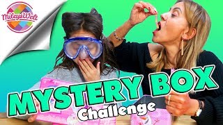 MYSTERY BOX switch up SURPRISE challenge 🔳👈👉🔳 - Miley der PECHVOGEL ? | Mileys Welt