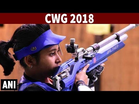 CWG 2018: Mehuli Ghosh, Apurvi Chandela Clinch Silver, Bronze In Shooting