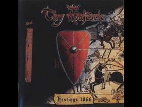 Cover image of song Echoes Of War by Thy Majestie