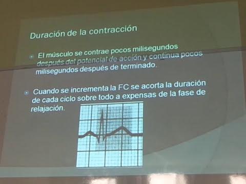 Fisiología I - Aula/Clase 7 - Músculo cardíaco