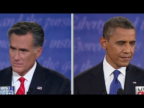 President Obama and Mitt Romney on bipartisan leadership