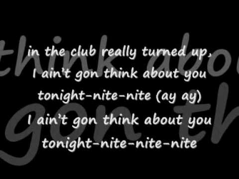Bow Wow - Ain't Thinking About You Lyrics | MetroLyrics