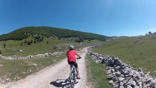 MTB TOURIST TOUR:  Lukomir 2016 video (fb/page: Mountainbiking BiH)