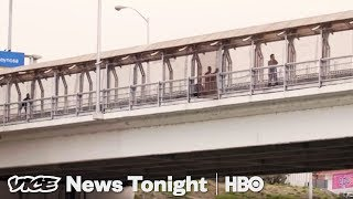 This Mexican Border City Thinks Trump's Wall Will Be Useless (HBO)