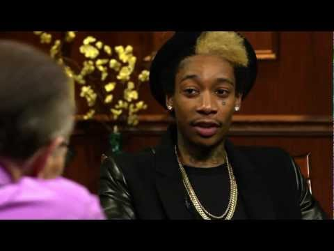 Wiz Khalifa Calls Eminem One of the Greatest Rappers of All Time | Larry King Now