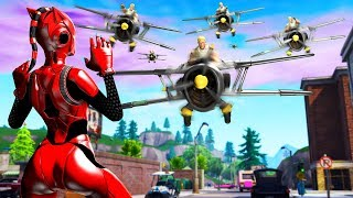 20 PLANES ATTACK tilted together! - (Fortnite FAILS & Epic Moments #32)