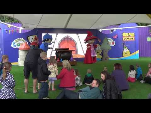 Cbeebies Land Alton Towers Opening Day video