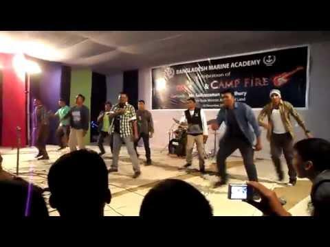 'Dhakar Pola' in Bangladesh Marine Academy