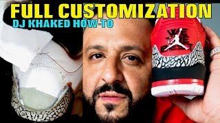 WE THE BEST III FULL CUSTOMIZATION (DJ KHALED HOW-TO)