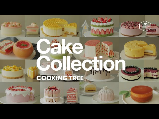 200КК ЙёК!Б ЛММёК ЛЛМ КЁЛ ЛЛ  Cooking Tree Cake Collection  Cooking tree