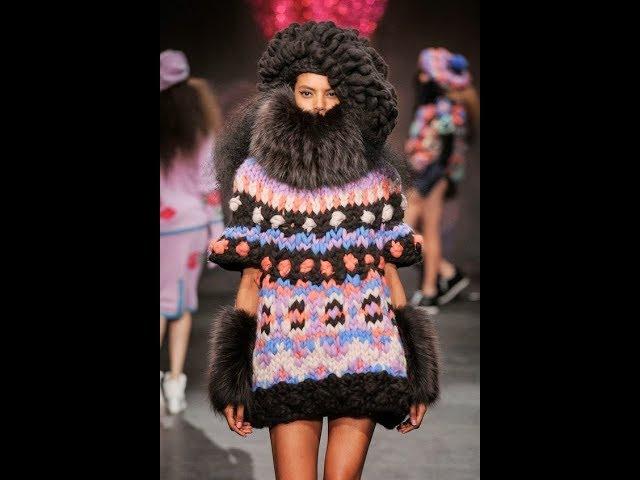 Вязание Свитера Спицами - модные модели - 2019 / Knitting Sweater Knitting Fashion Models