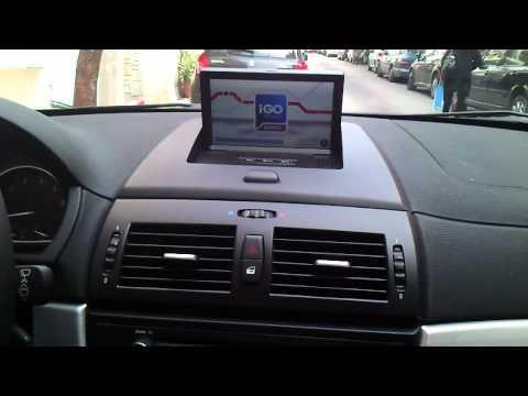 Compass BMW X3 E83 DvD GPS