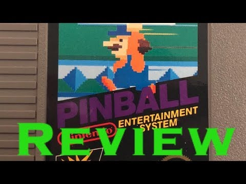 DBPG: Pinball Review (NES)