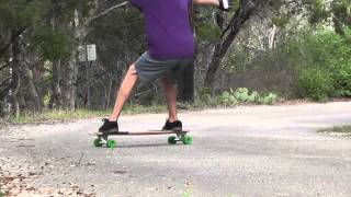 Longboarding: Private Property - No Trespassing