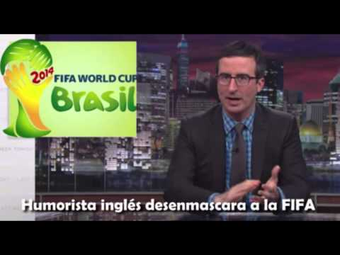 Humorista desenmascara a la FIFA