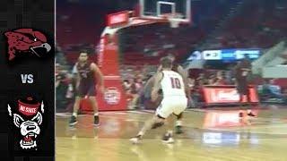 Maryland Eastern-Shore vs. NC State Basketball Highlights (2018-19)