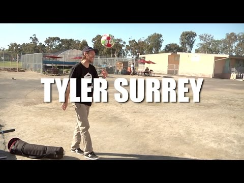 SK8MAFIA VIDEO 2016 TYLER SURREY