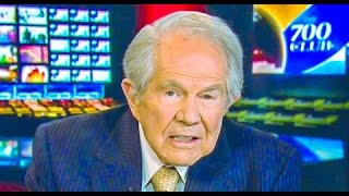 Pat Robertson: 'Let Them Kill Themselves' In Jesus Name, Amen