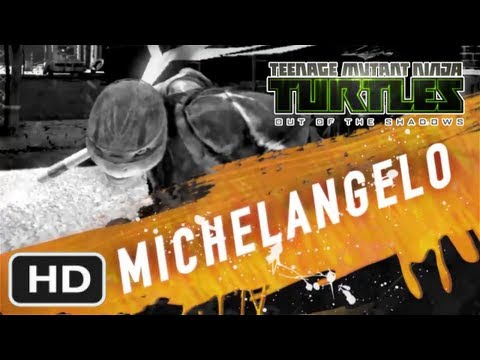 TMNT: Out of the Shadows - Michelangelo 'Mikey' Gameplay Trailer [HD] (XBLA/PSN/PC)