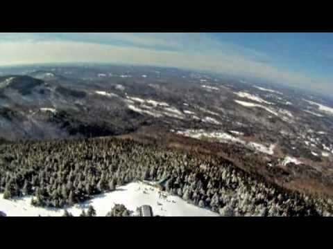 Winnipesaukee Winter Flying