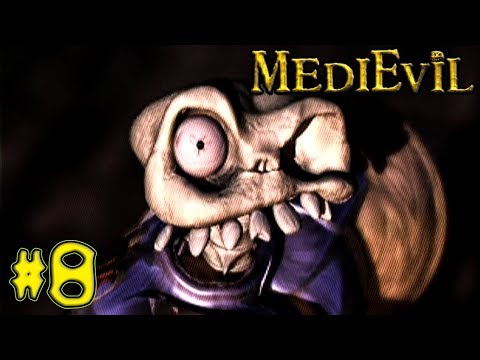 Let's Play MediEvil [German/Blind] #8 - Der irre Garten!