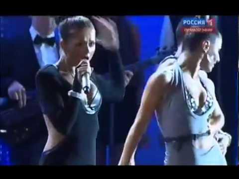 "NYUSHA/Нюша ""Антигейша"" (Новая волна 2012)"
