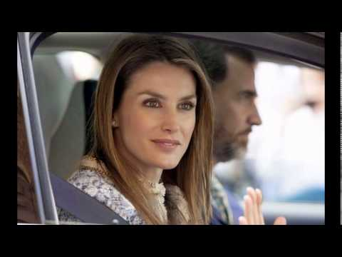 Princess Letizia New Queen of Spain