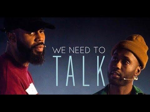 We Need to Talk - Ezekiel Azonwu and Preston Perry - The PIA Tour 2017