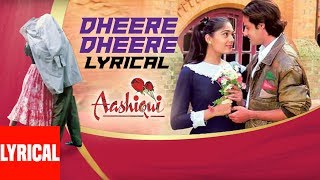 download lagu Dheere Dhheere Se Meri Zindagi Mein Aana Al  gratis