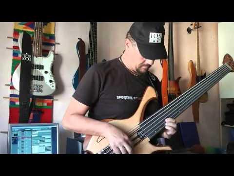 Andrea Balasso, Laurus T-900 Extraharmonic & IQS Strings - Luna Mars (UZEB)