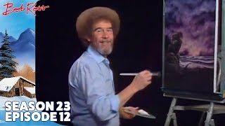 Bob Ross - Crimson Tide (Season 23 Episode 12)