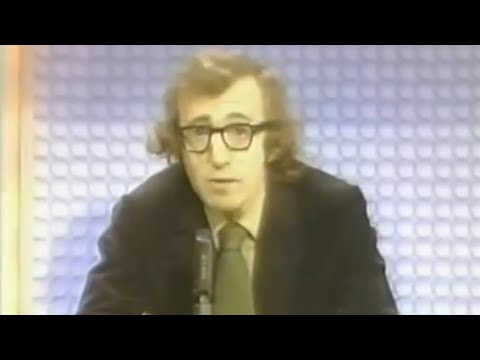 Woody Allen Bob Hope Tonight Show 1971