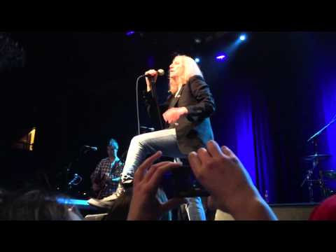 Patti Smith Gets Feral at The Fillmore