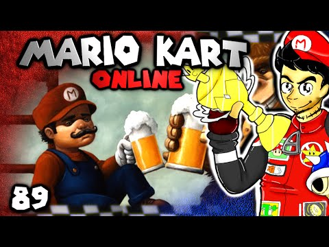 I Need Alcohol! (mario Kart 8 Online: The Derp Crew - Part 89) video