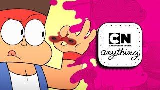 Beatbox, Magiespadas, vómito, spinners… ¡HOLAAA, TEMPORADA DOOOS!| CN Anything | Cartoon Network