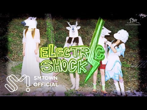 에프엑스_The 2nd Mini Album 'Electric Shock'_Highlight Medley Music Videos