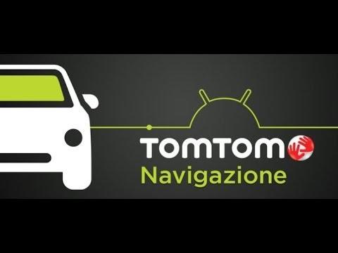Tomtom navigatore satellitare gratis offline per Android