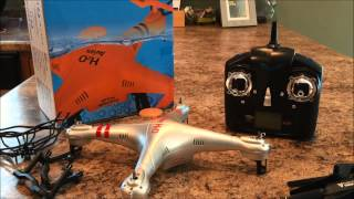 GPToys H20 Aviax Unboxing, flight, first impressions