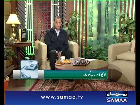 Qutb Online, 02 April 2015 Samaa Tv