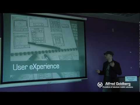 Mobile Design and Development Open House Part 3