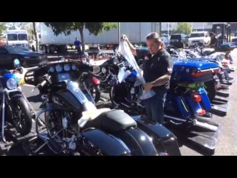 The All New 2015 Harley-Davidson Motorcycles