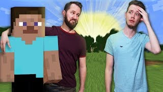BUILDING EACH OTHER? | Minecraft Build Off [Ep 15]