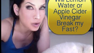 Will Lemon Water Break My Fast (FAST FRIDAY FAQs)