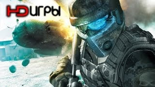 Ghost Recon: Future Soldier - Believe in Ghosts Русский трейлер N3