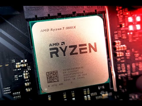 AMD Ryzen 7 1800X Review - Finally. Competition!