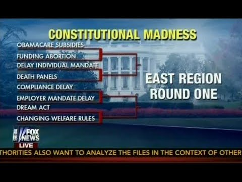 Fox News Attacks Obama With March Madness